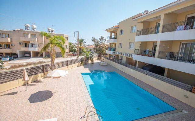 Nice apartment in Paralimni