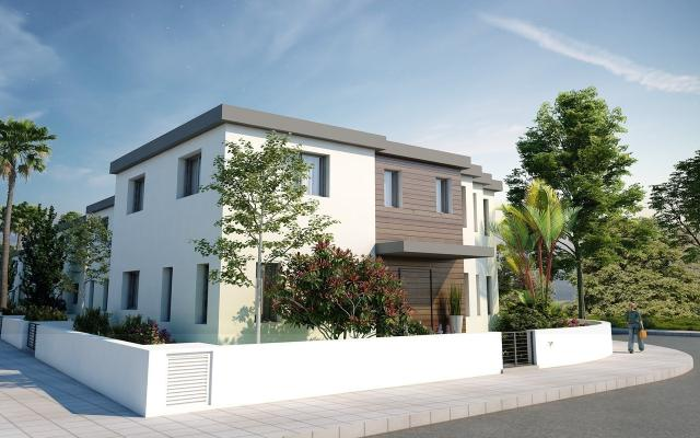 Front view of House to buy in Livadia