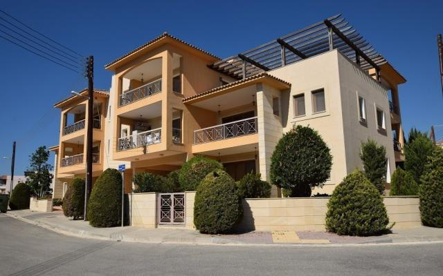 For sale apartments in Tersefanou