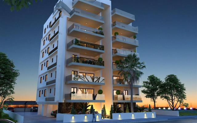 New project in Larnaca for sale