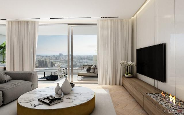 Prestigious Views from sitting area in apt for sale