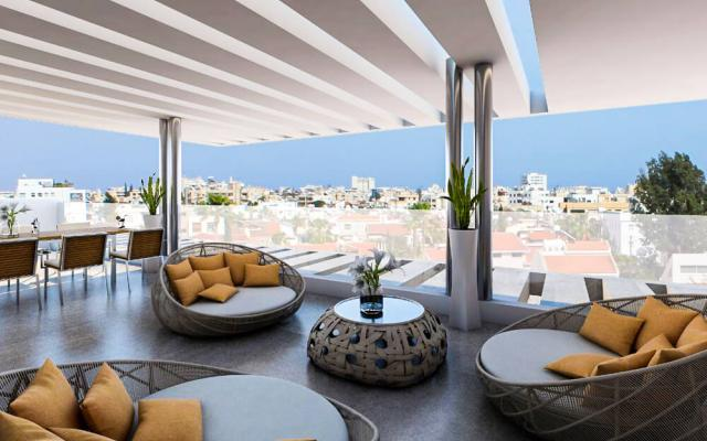 Sitting Area in Luxury apartment for sale