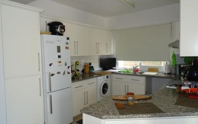 Kitchen in Paphos house for sale