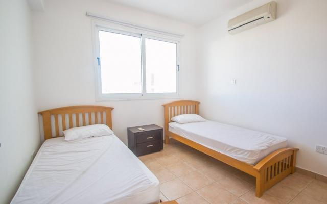Bedroom in Paralimni property for sale