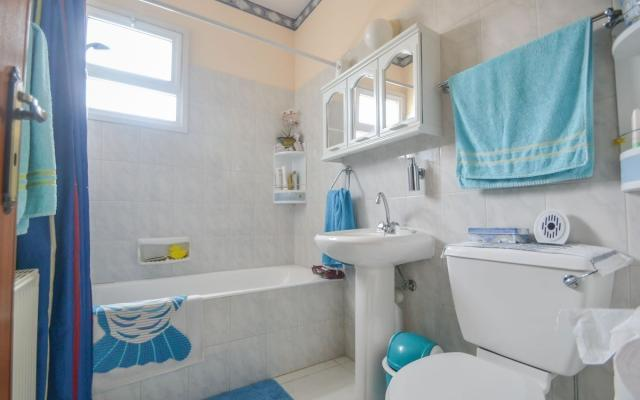 Bathroom in Paralimni Apartment
