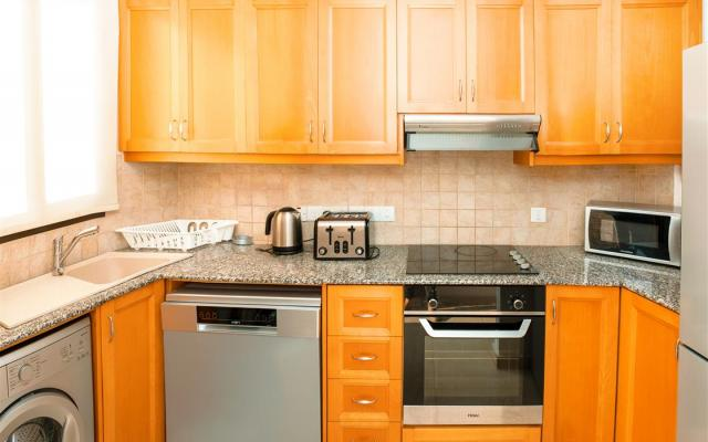 Kitchen in2 bed house for sale in Kapparis