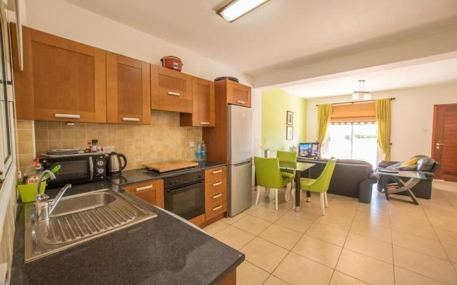Kitchen in Paralimni property for sale
