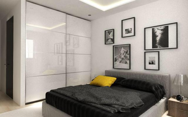 Bedroom in apartment for sale in Larnaca