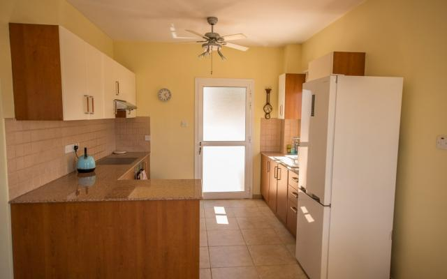 Kitchen in 4 bed villa for sale