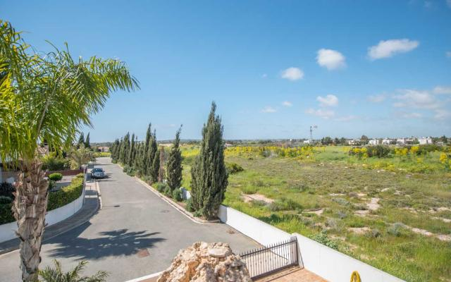Views from the house in Ayia Thekla