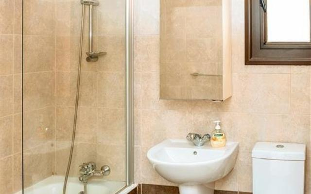 Main bathroom in house for sale
