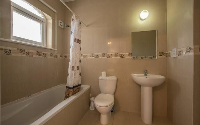 Bathroom in the house for sale