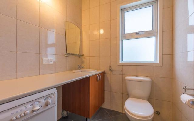 Guest toilet in the flat for sale