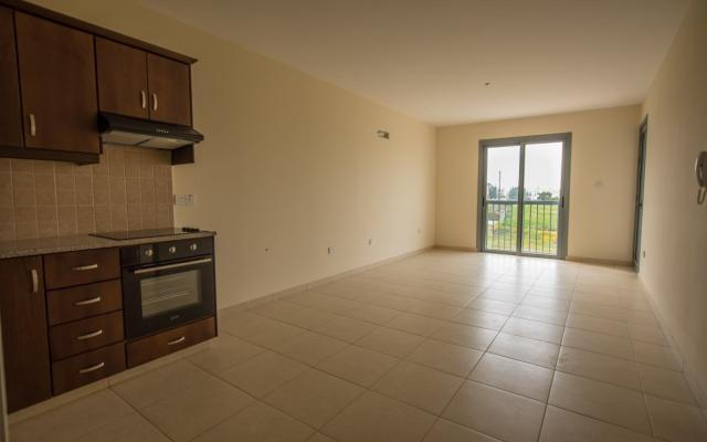 Living Area in 1 bed apt in Paralimni