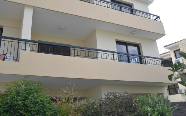 Balcony Area of apt for sale