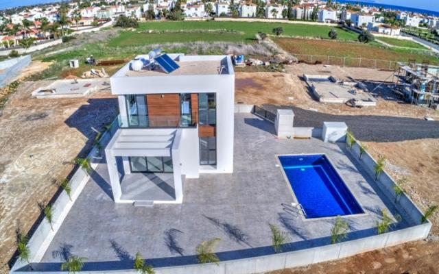 new project in ayia thekla for sale