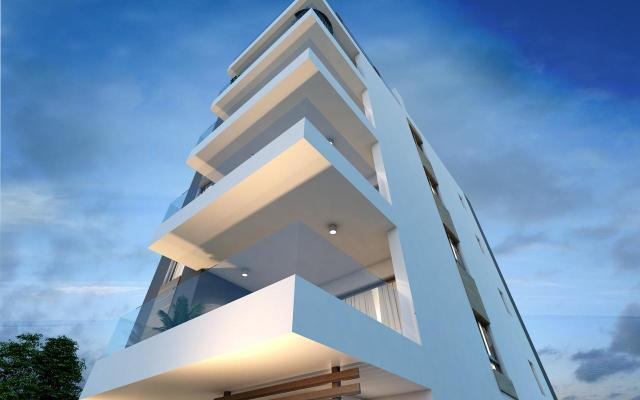 New 2 bedroom apartments for sale in Larnaca