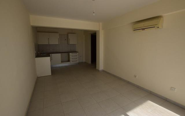Living area in 1 bed apartment for sale in Mazotos