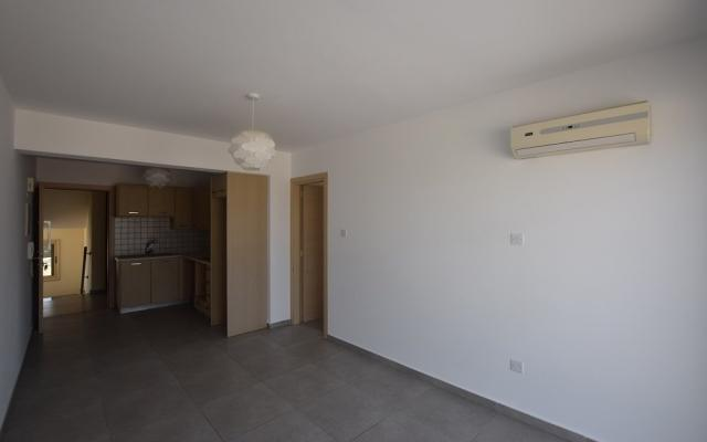 Living area/ kitchen in 1 bed apt for sale in Frenaros