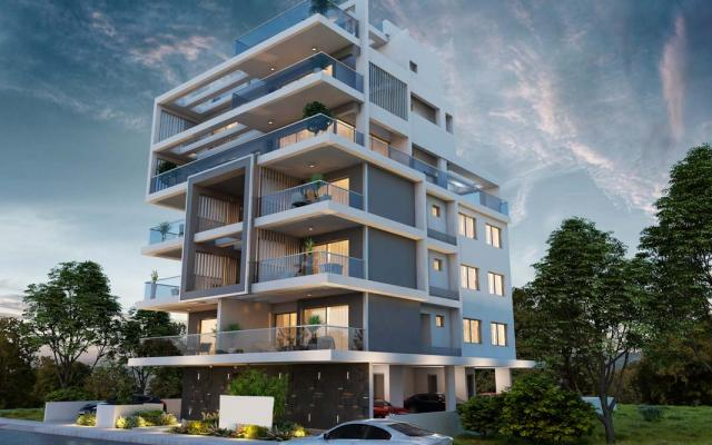 Luxury Project in Larnaca