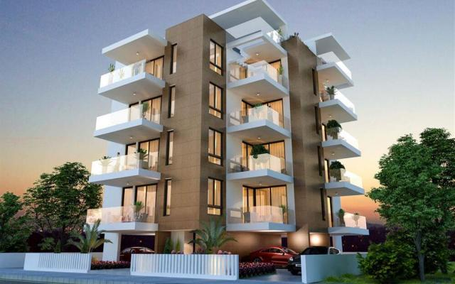 Nice apartments for sale in Larnaca