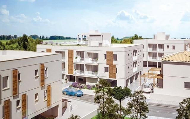 1-bed apartment to invest in larnaka oroklini