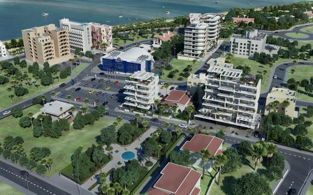 New Larnaca project
