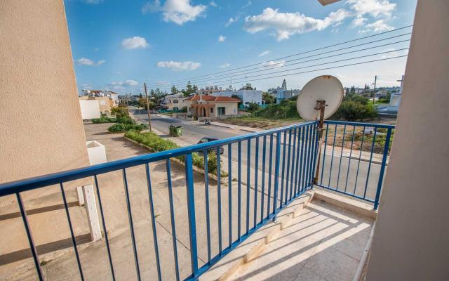 Balcony in apartment for sale