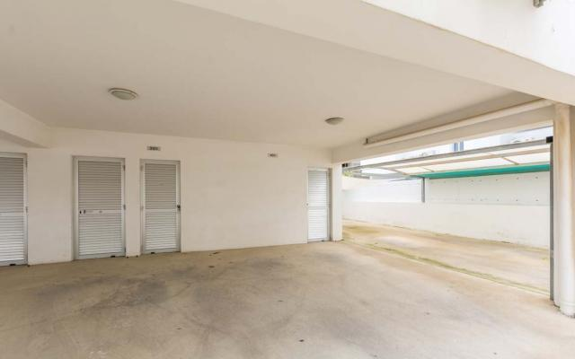 Allocated Covered Parking for the apartment