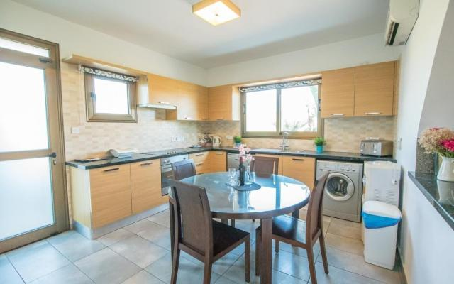 Kitchen in Ayia Thekla property for sale