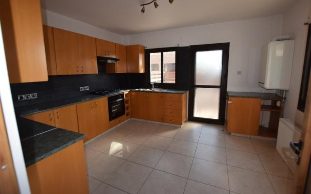 Separate kitchen in Xylofagou house for sale