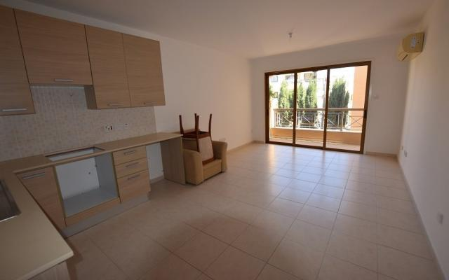Living Area in One bedroom apartment for sale