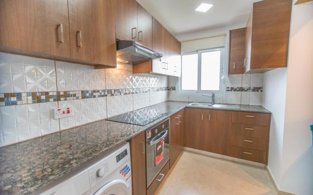 Kitchen in Derynia flat for sale