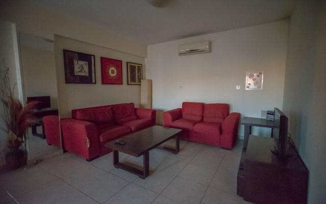 Sitting Area in 2 bed apt for sale