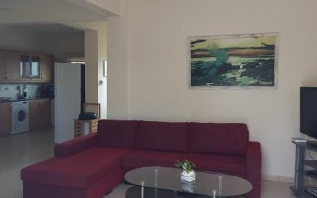 Living Area in Pernera Property