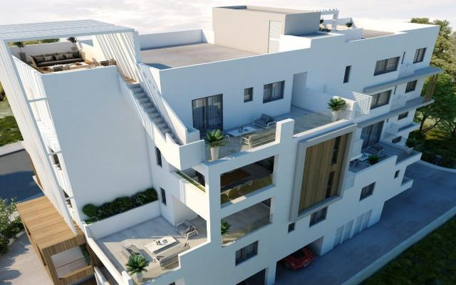 View of the Balconies apt to buy in Larnaca