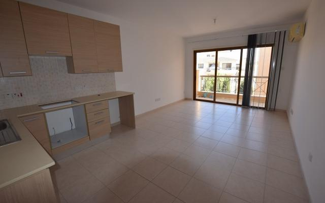 Living Area in 1 bedroom apartment for sale in Tersefanou