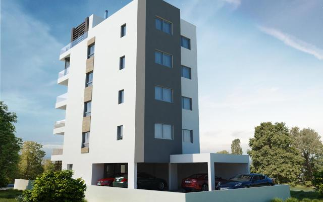 Off plan property for sale in Larnaca