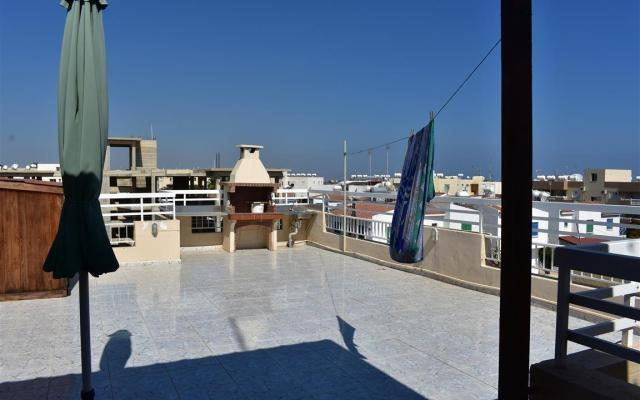 Uncovered Veranda in 2 bedroom apartment for sale