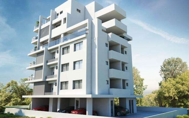 Off-plan apartments in Larnaca