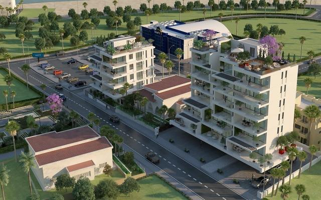 Project in Larnaca