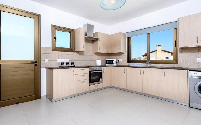 Kitchen in Ayia Thekla Villa for sale
