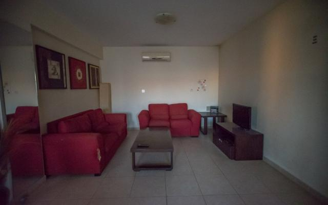 Sitting Area in Paralimni Apartment