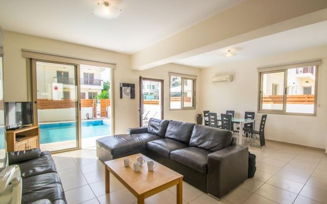 Sitting Area in Pernera house for sale