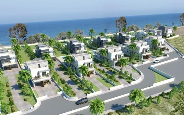 Complex view of Villas for sale