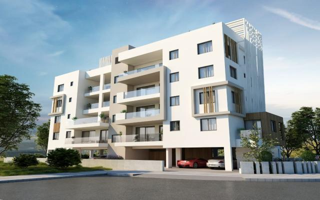 New Apartment building in Larnaca
