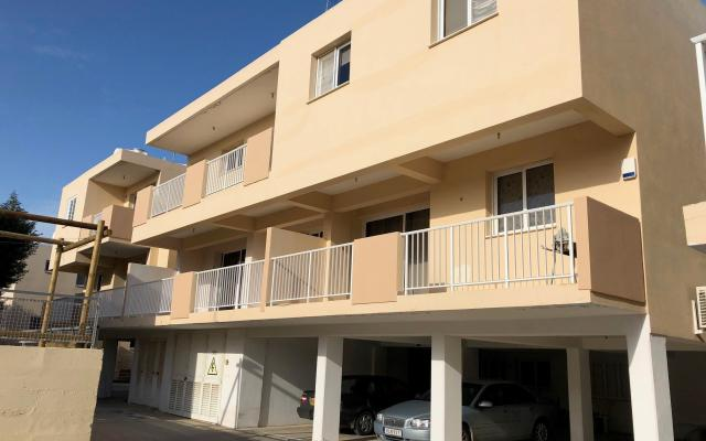 Block of apartments in Derynia for sale