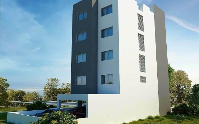 For sale in Larnaca town center new apartments