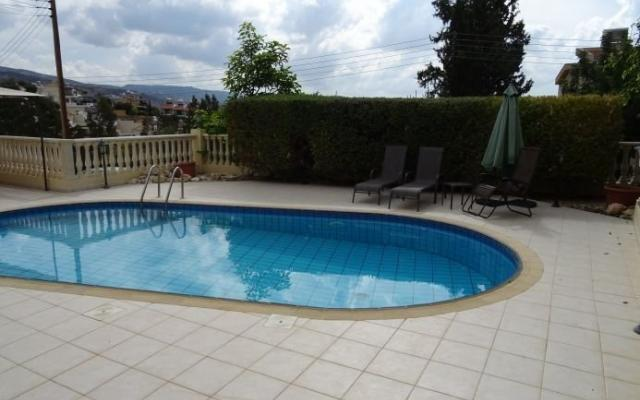 Swimming pool in the house for sale