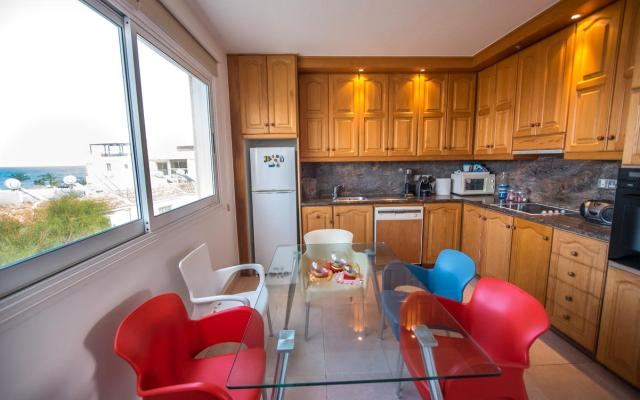 Kitchen in Pernera flat for sale